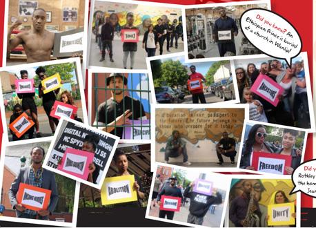 Emancipation Walk Promo