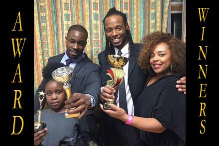 Antoin Akpom Awards
