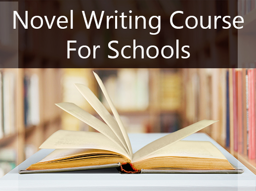 Novel Writing Course for Schools