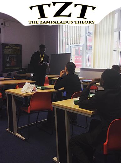 Lancaster School Novel Writing Workshop